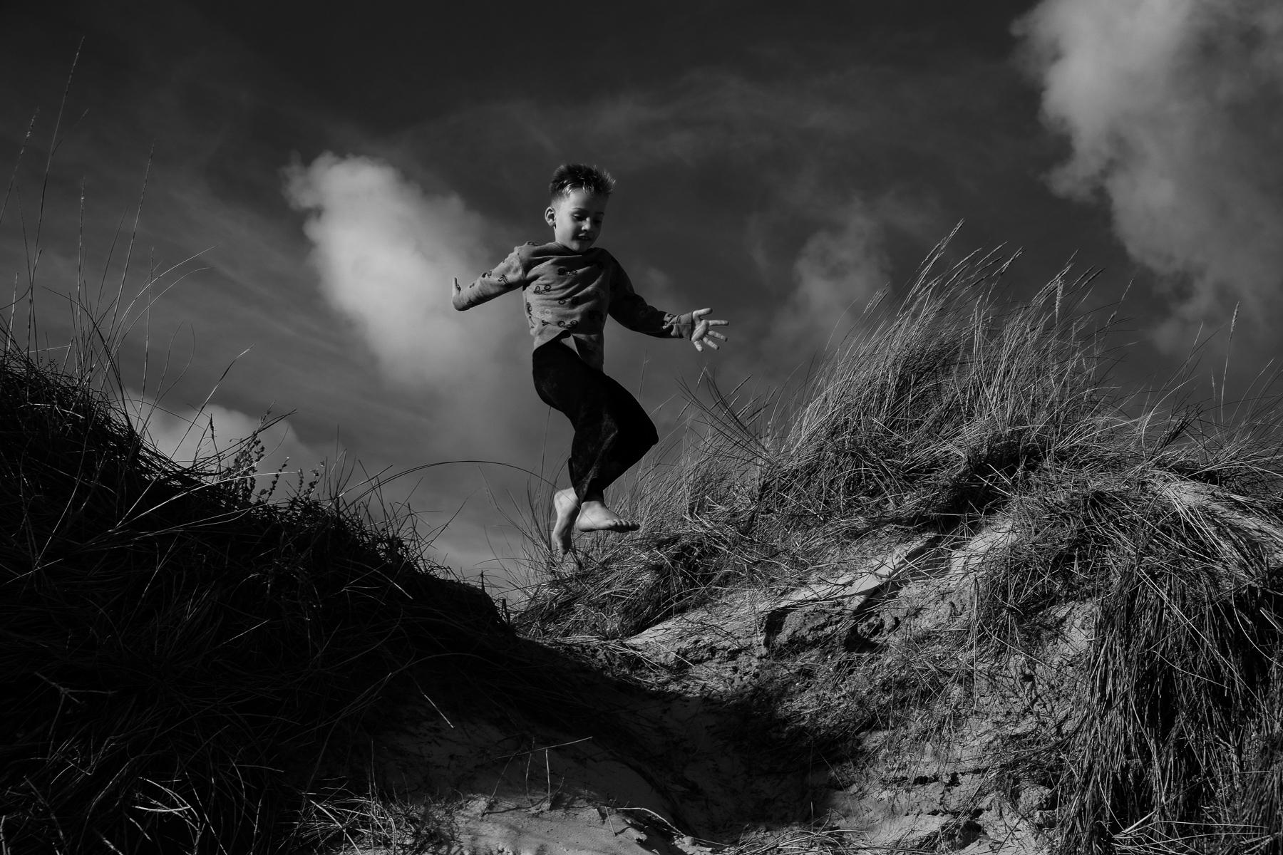Jenny Rice_a boy on the sand.jpg