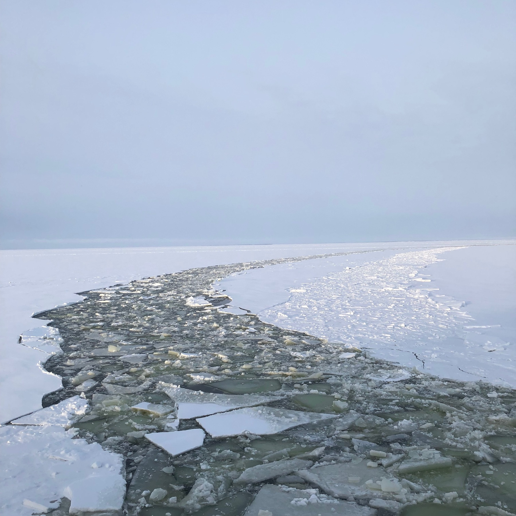 Carole_Glauber_Gulf of Bothnia at the Arctic Circle.jpg