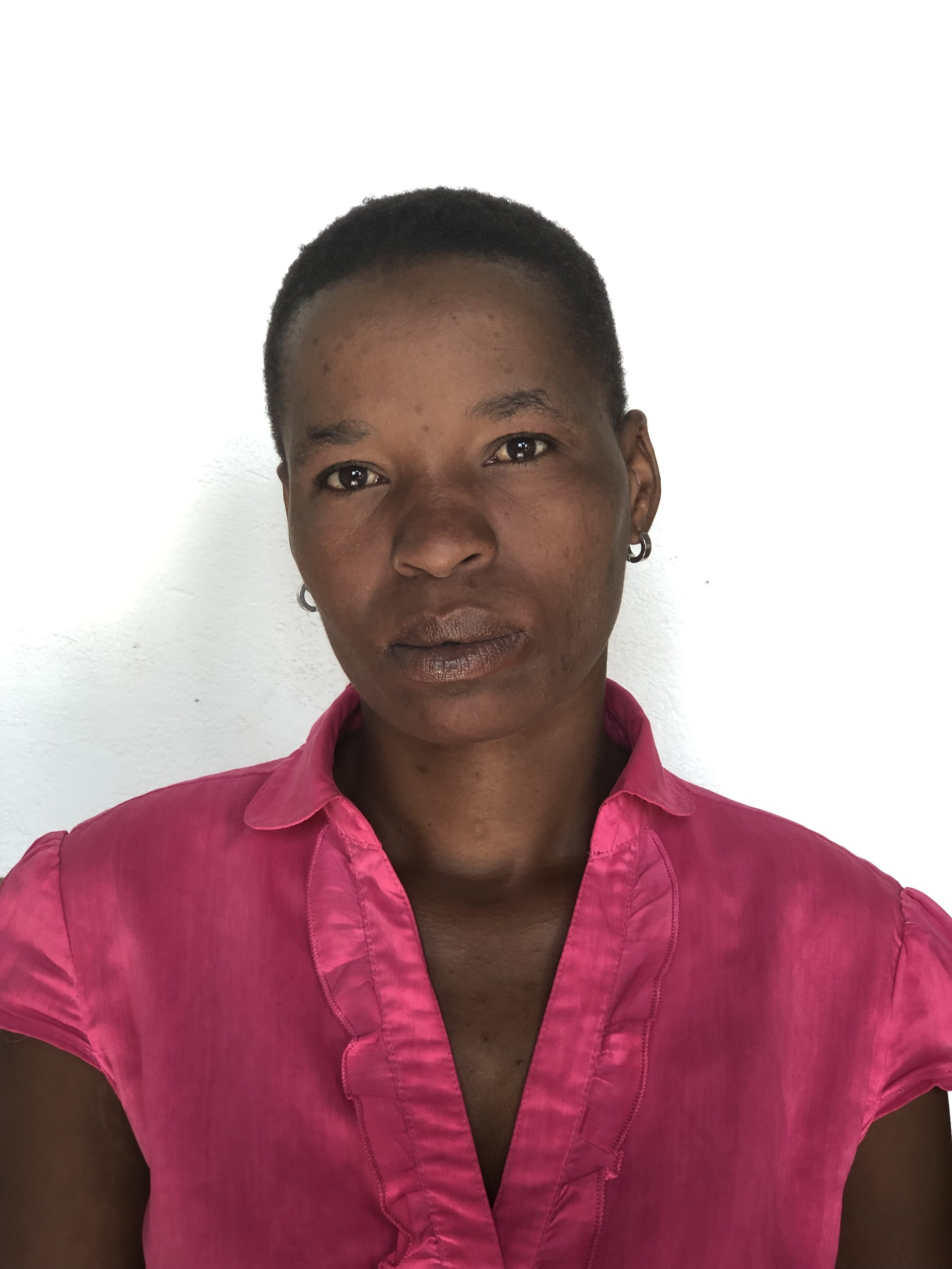 Thembi Sithole  Hygiene Specialist