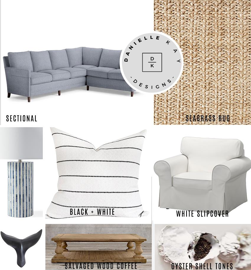 family room - IRENE'S BEACH HOUSE