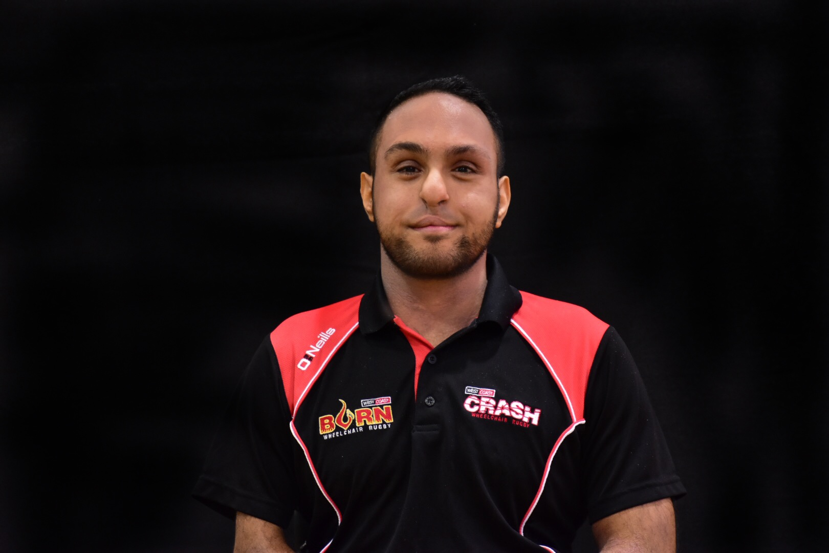 Ayaz Bhuta - Soon after joining the club in 2010 Ayaz was selected to represent GB at a tournament in Australia, after this tournament there were doubts about Ayaz's size and weight on the international scene. Ayaz carried on training and he helped Crash win their first ever league title in 2012 and made it back into the GB Elite team.Since returning to the GB team Ayaz has become a triple European Champion and represented GB at the Rio 2016 Paralympics.Away from rugby, Ayaz delivers inspirational speeches at schools and community events.