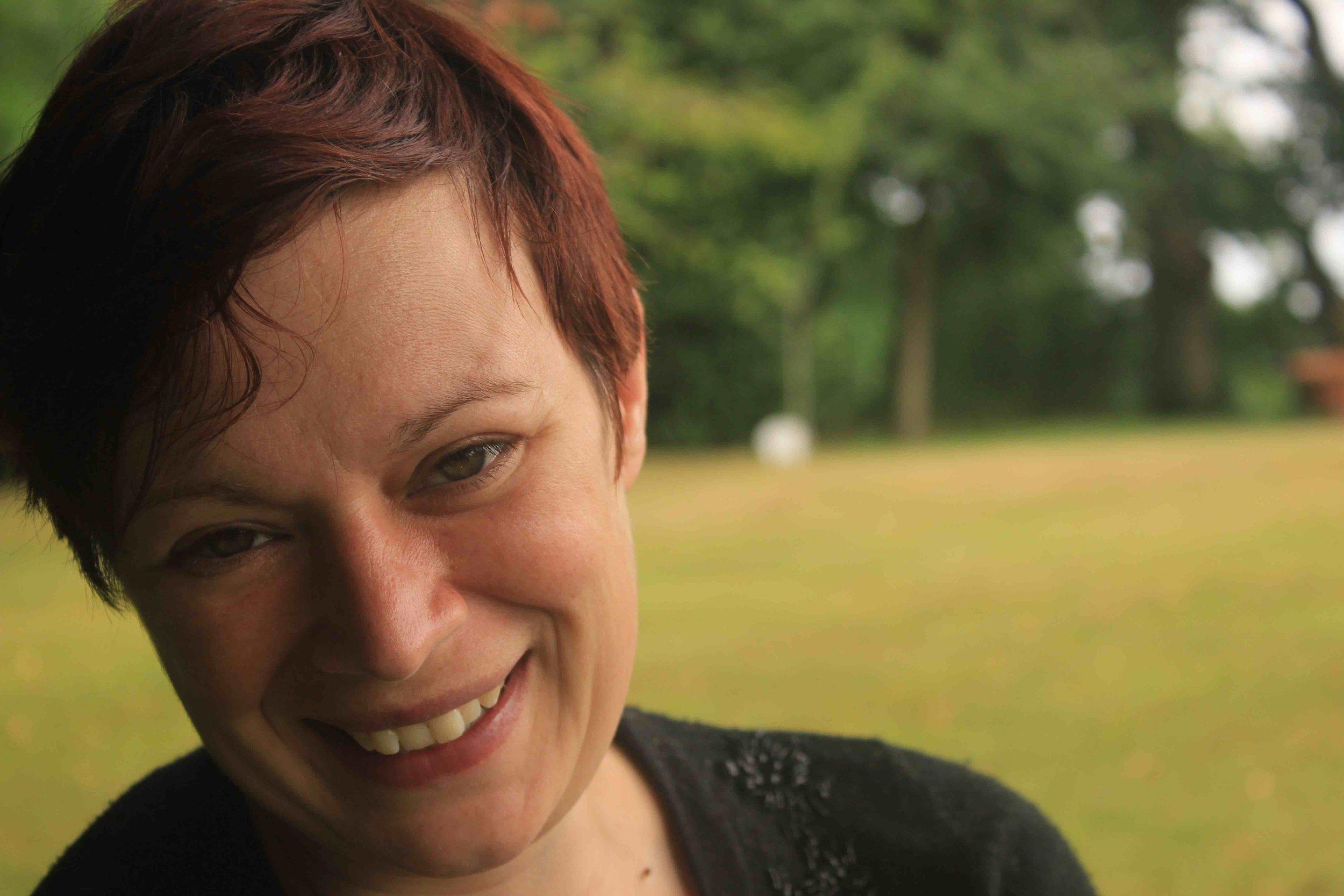 Emma Robertson - Just Treatment patient leader