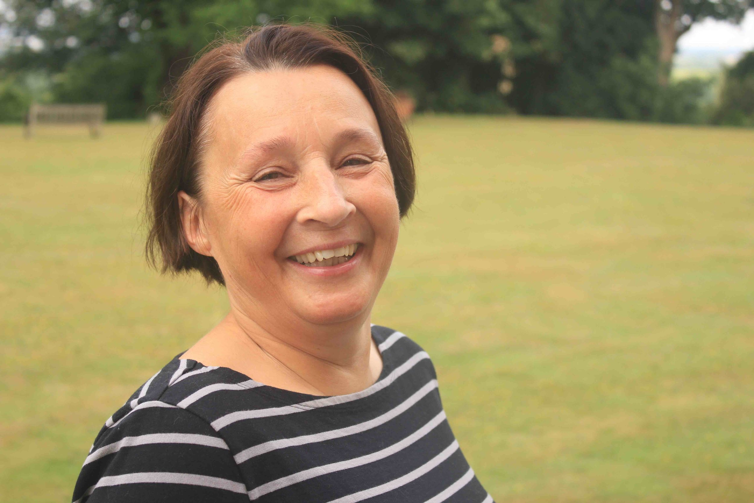 Clare Groves - Just Treatment patient leader