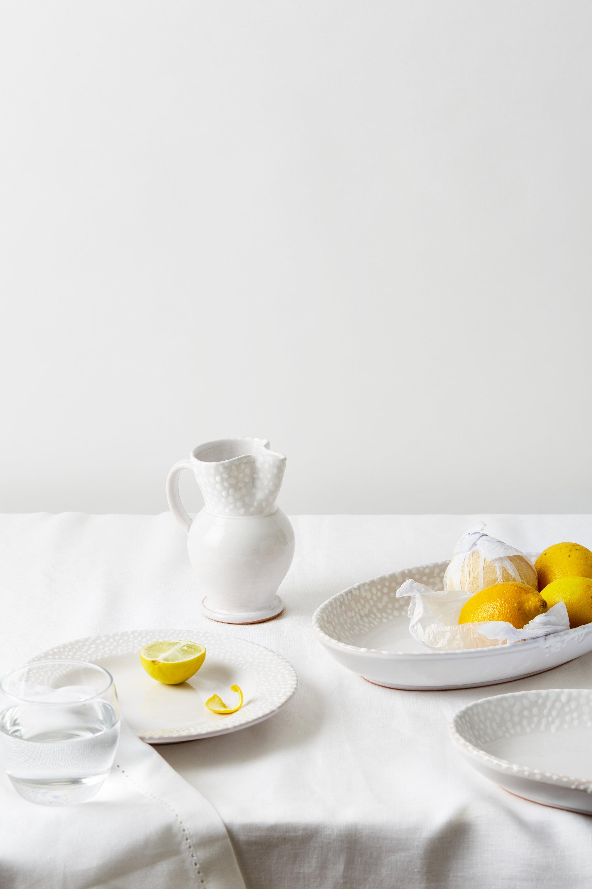 Emma Cerasulo_White Handpainted Spot Ceramics_Table Style vr.2.jpg