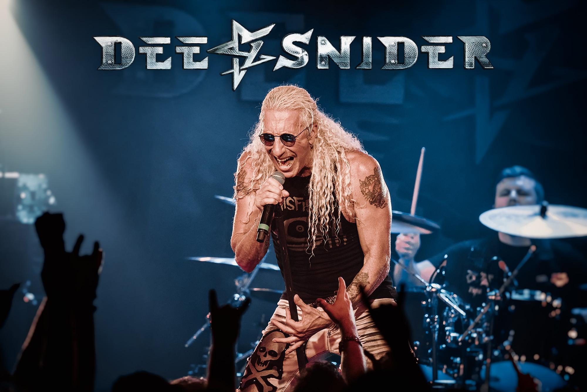 DEE SNIDER  - Live in Melbourne - 2/2/19