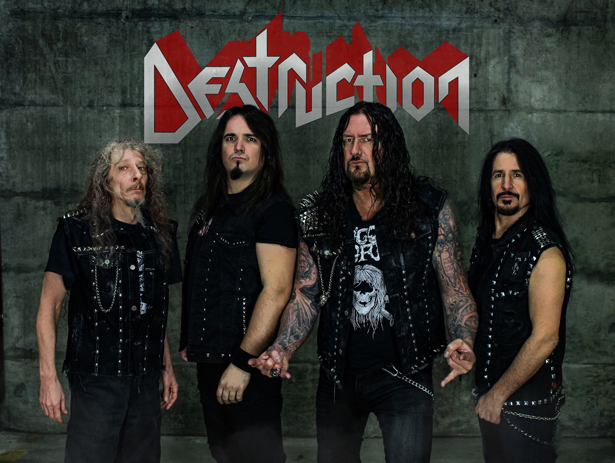"Interview with  SCHMIER  about the brilliant new  DESTRUCTION  album, "" BORN TO PERISH """
