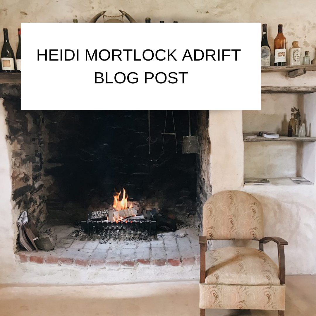 Heidi Mortlock Adrift