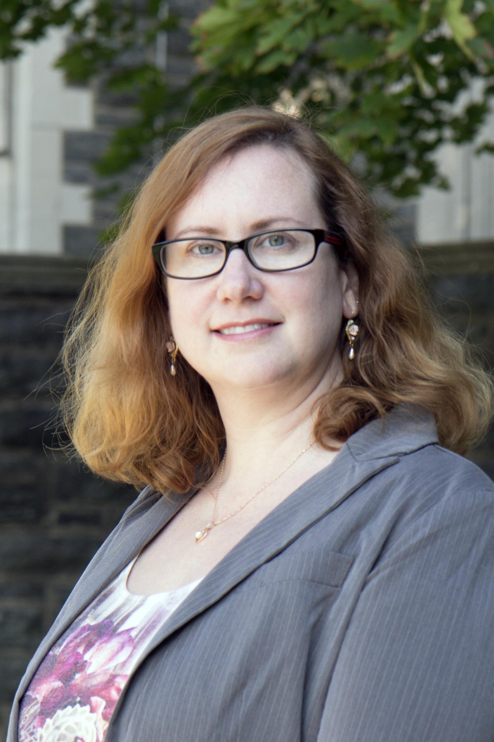 Sheri Van Horne, 1st VP