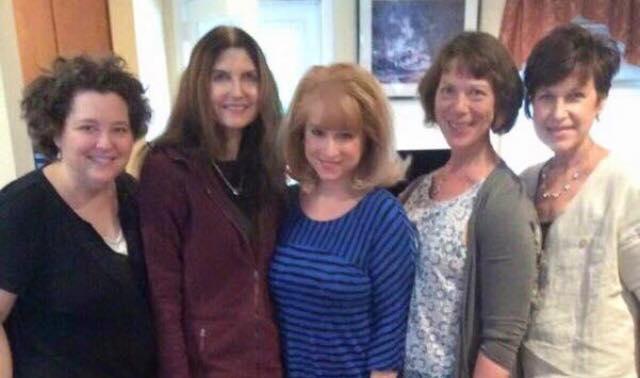 Lori Glukman Winterfeldt, Davina Klatsky, Heidi Lynn Blatt-Poakeart, Karla Guererri, Cathy Pipcho.jpg