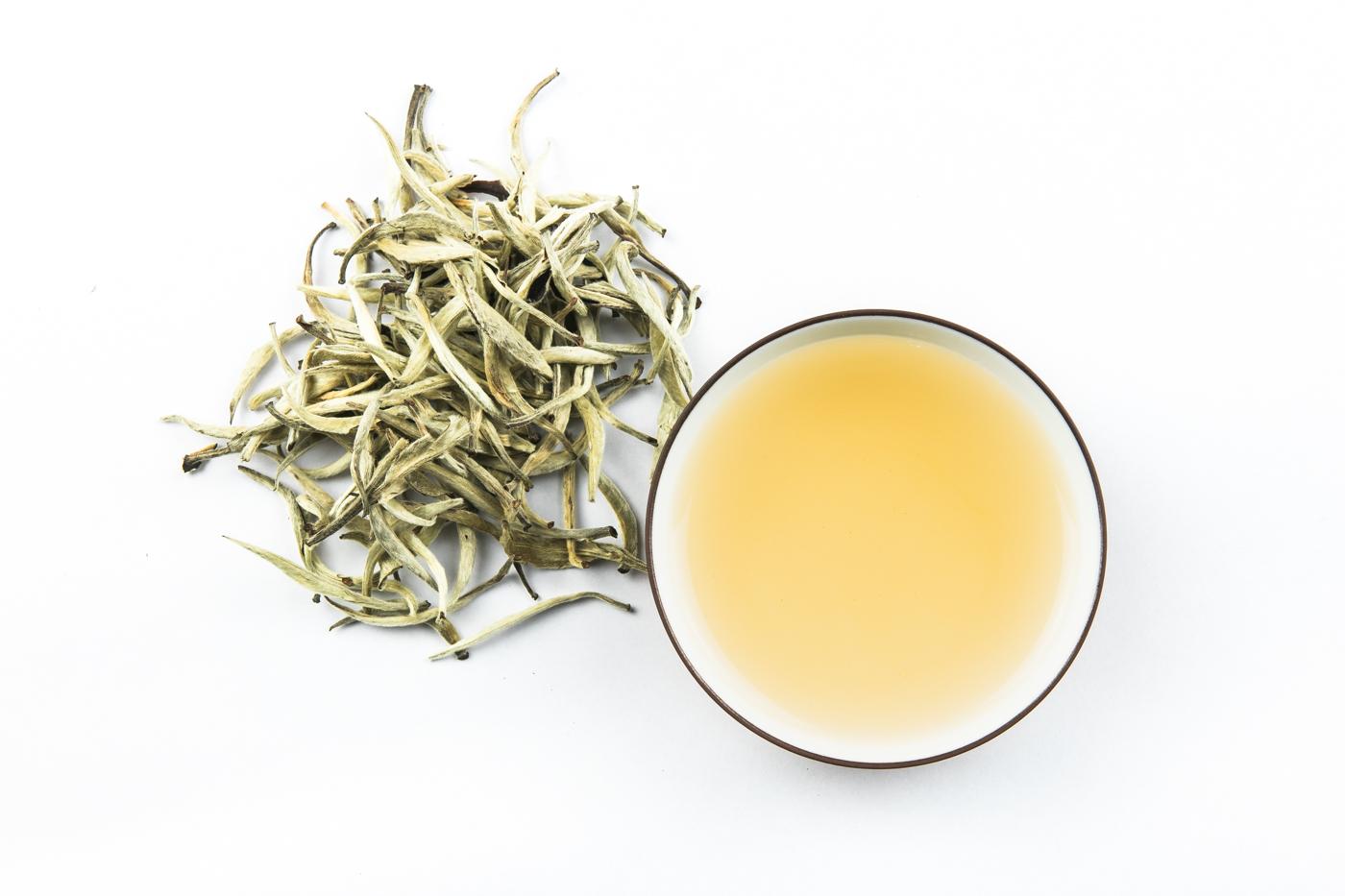Mandala Silver Needle white tea, Spring 2017