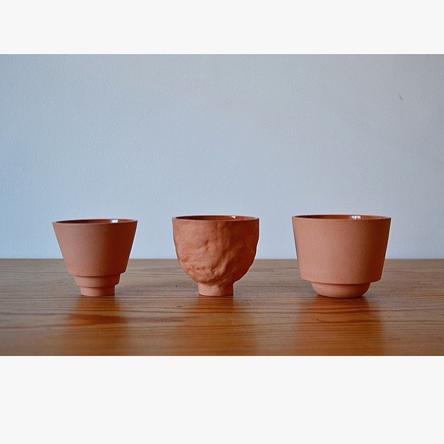 The Terracotta's 🌋 #terracotta #pots #mugs #ceramics