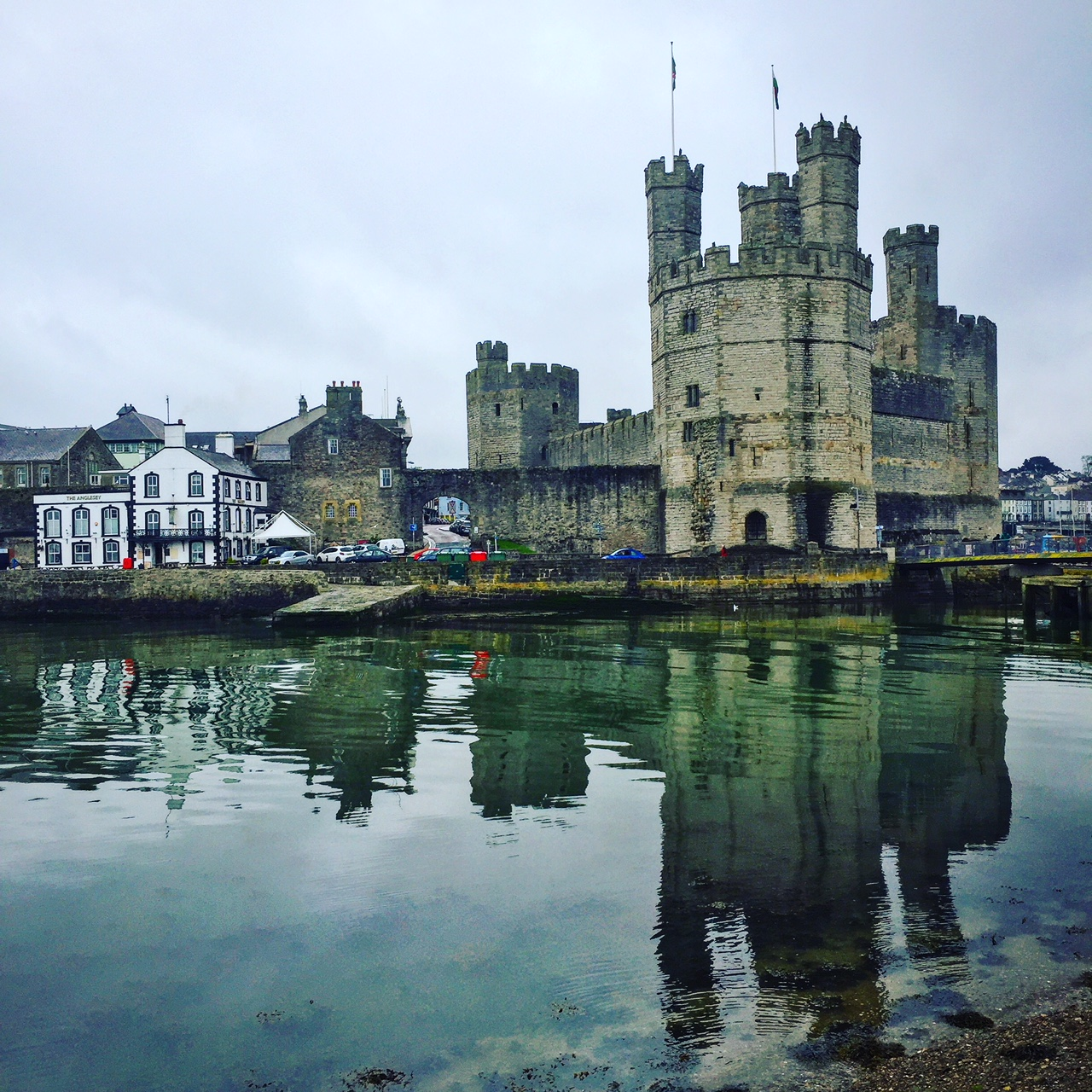 - Even though it was a busy month, we enjoyed a day trip to Caernarfon, with its winding lanes, independent shops and cafes, and magnificent castle. It was great to discover the fabulous Roberts and Astley store where we fell in love with some vintage furniture.The town is a real highlight for any visitor to the area!Jasmine