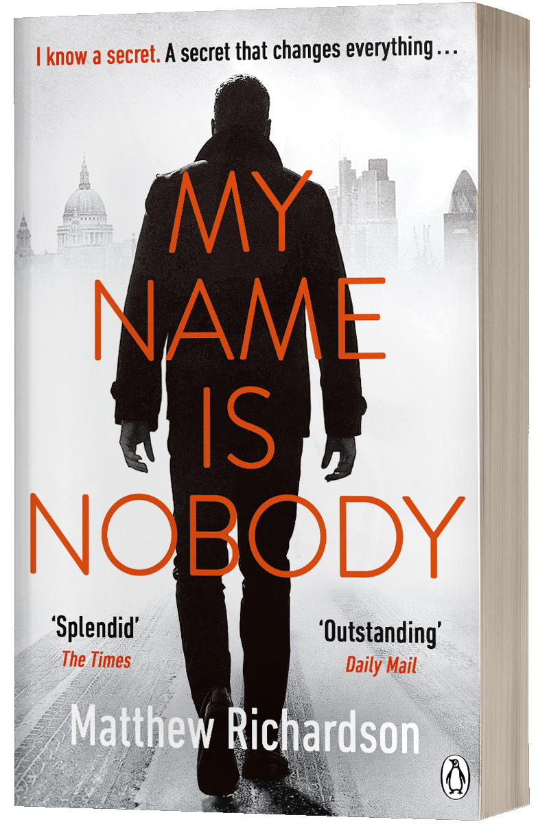 My Name Is Nobody by Matthew Richardson