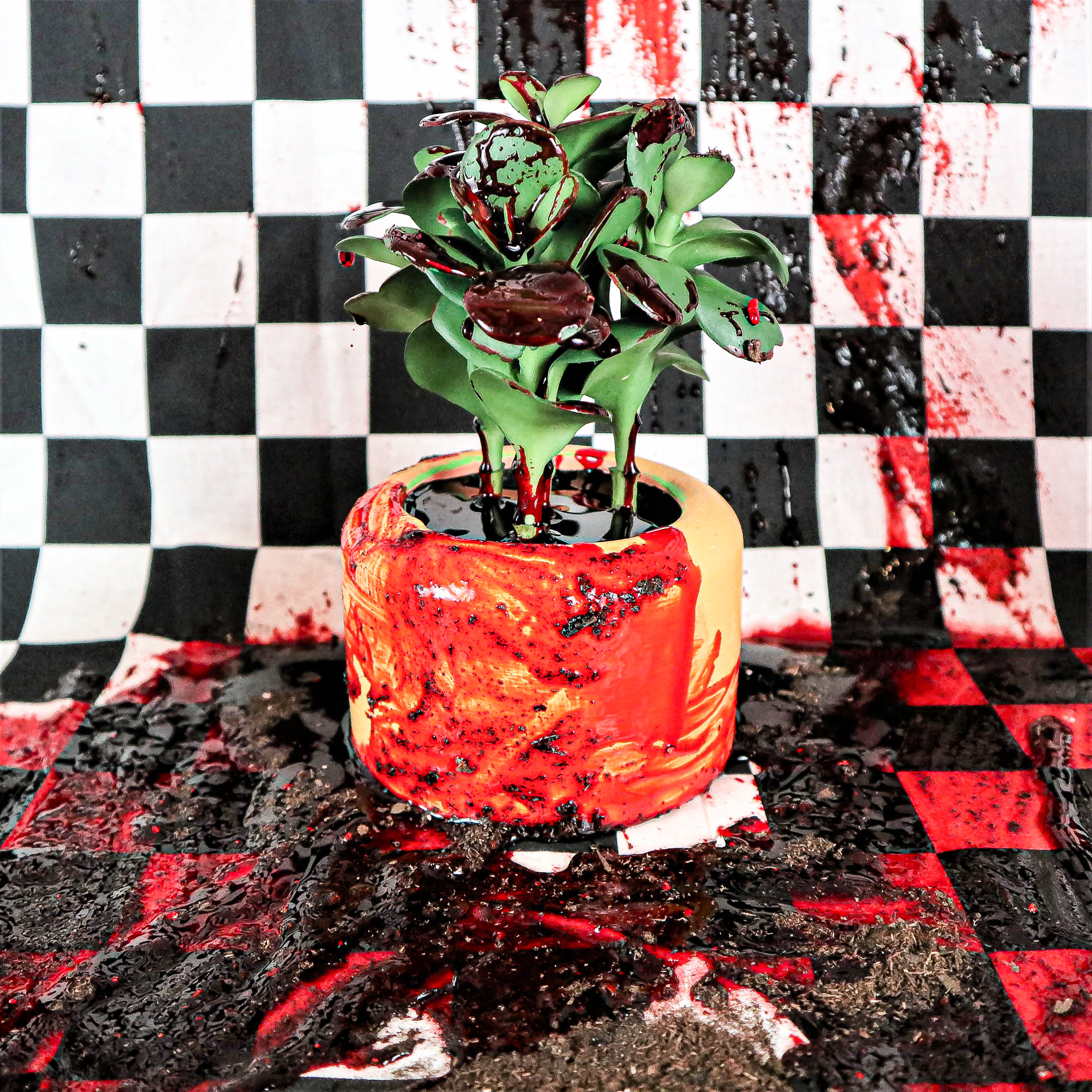 blood and dirt  (2)  2019  digital c-print