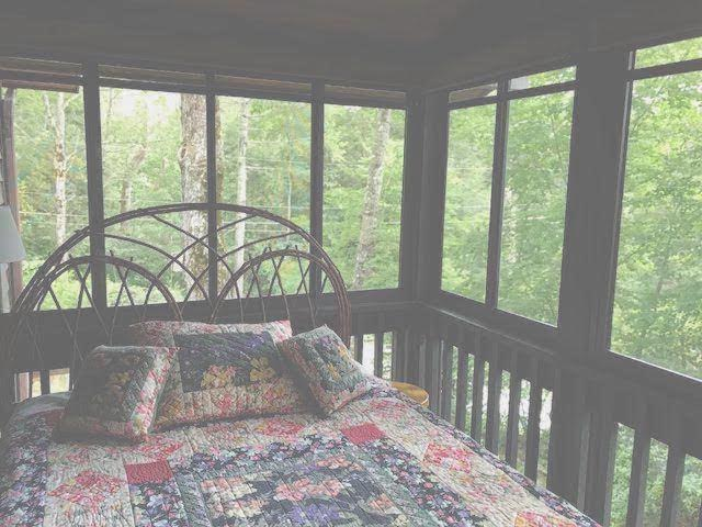 Highlands Sleeping Porch -