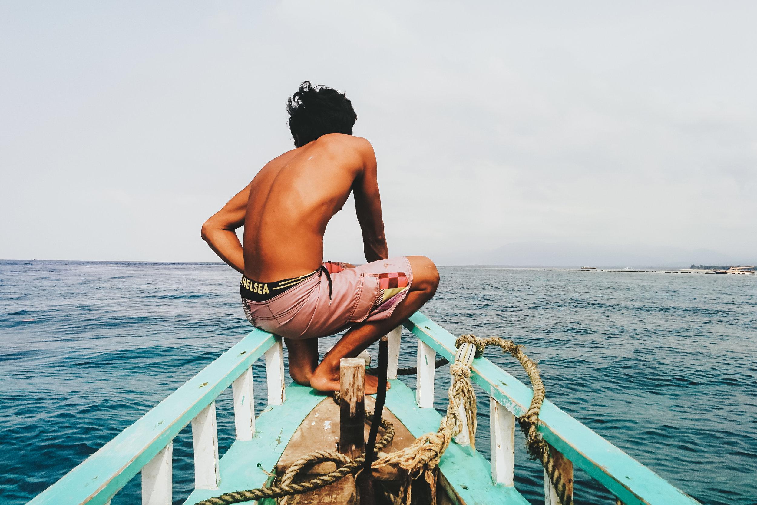Indonesia - Blalblbalbalabla...