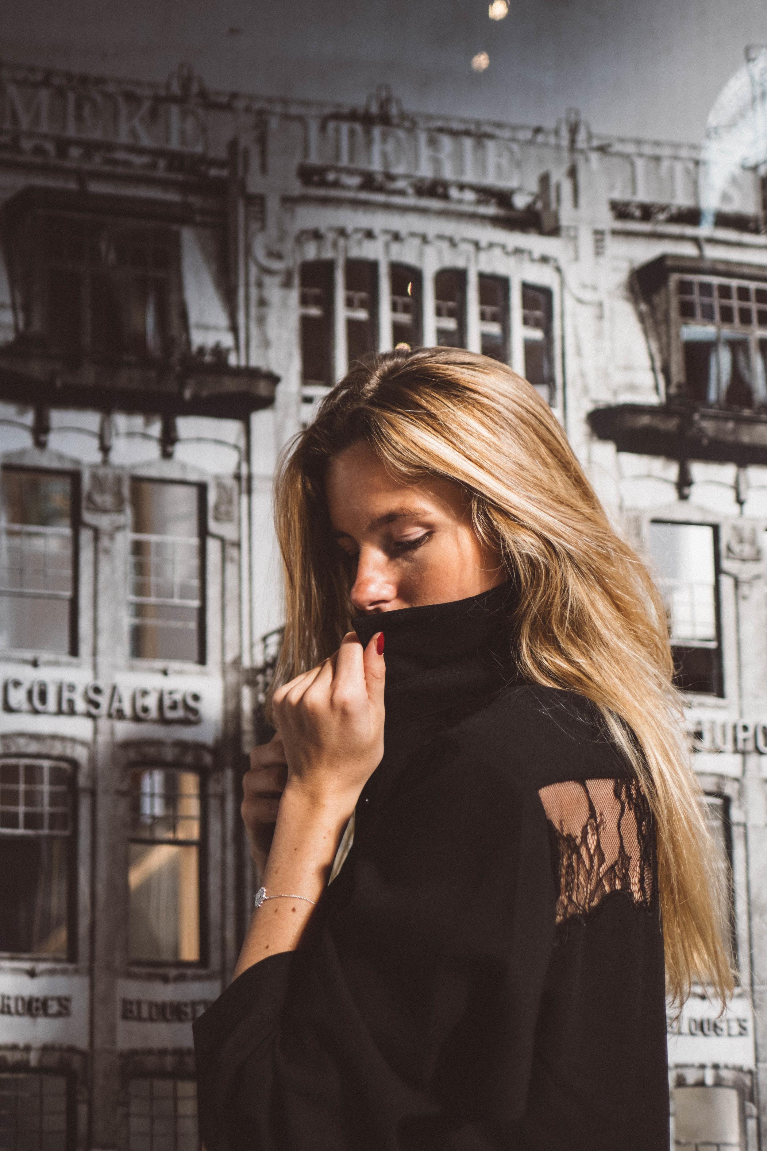 M// Estelle Raquez. Br// Les Bourgeoise Sept 2017