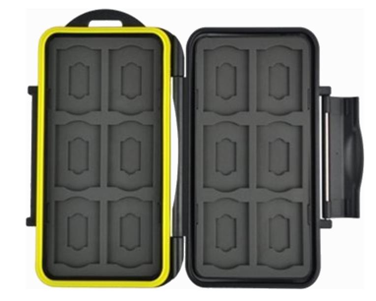 JW Waterproof SD / Micro SD Card Storage