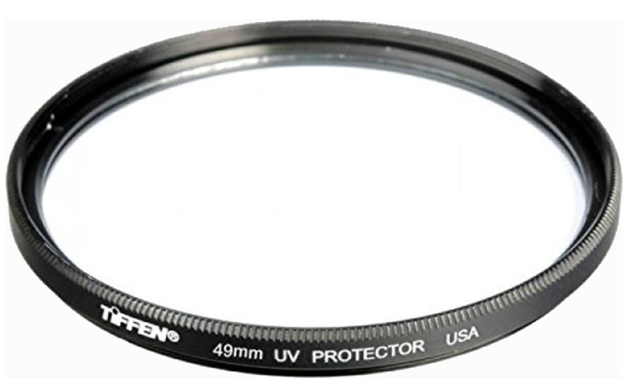 49mm Tiffen UV Filter