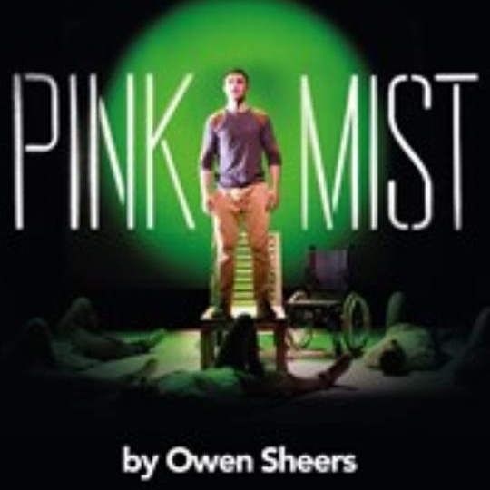 PINK MIST - Finty is excited to be joining Origin Theatre Company for their Monday's of May play reading series. She will be reading the role of Lisa in the New York debut of Pink Mist written by Owen Sheers and directed by Steven Ditmyer.Performance Date: Monday May 22nd 2017