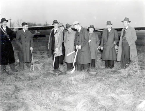 aeronca ground breaking.jpg