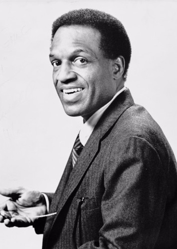 """Nipsey Russell - Nationally-known comedian Nipsey Russell, who """"lived on Yankee Road in the middle 1930s and attended South School until his family moved to Cincinnati. There he completed high school at Cincinnati Woodward and attended the University of Cincinnati…"""""""