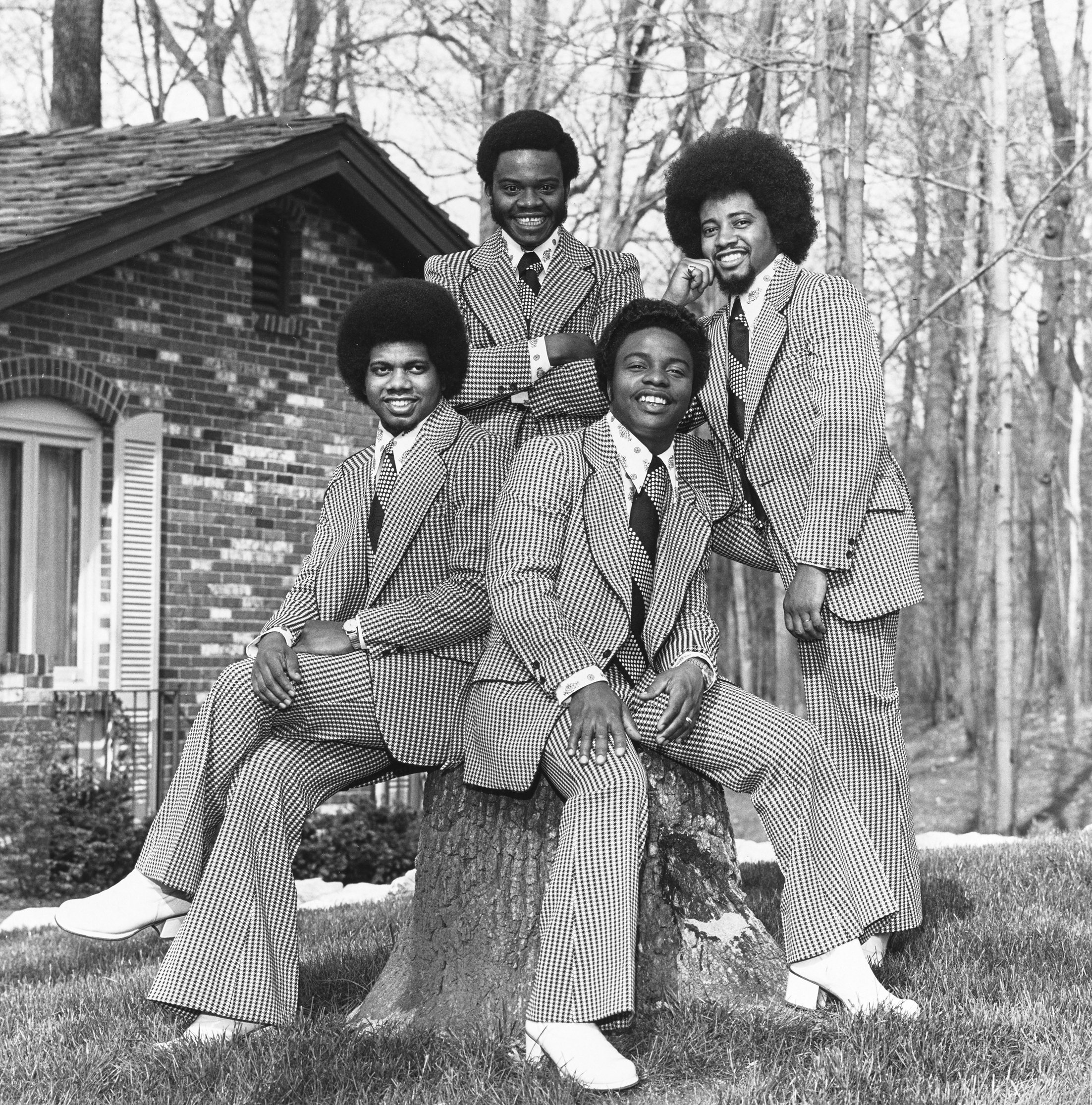 """The Determinations - The Determinations vocal group which consisted of brothers Donald and Jerry Bryant, Harold """"Happy"""" Henderson and Sam Johnson, who was added after he was """"discovered singing in the shower at Middletown High School."""" In time the group became """"one of the top touring acts in America"""" and performed with luminaries such as the Temptations. At their last concert in 1979 in Louisville, Kentucky, they appeared with Little Anthony and the Imperials. """"Girl Girl Girl,"""" their first record, was released in 1969."""