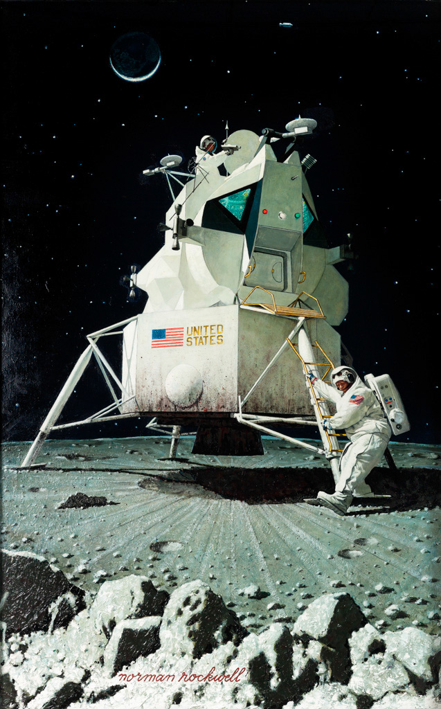 norman rockwell's moon landing.jpg