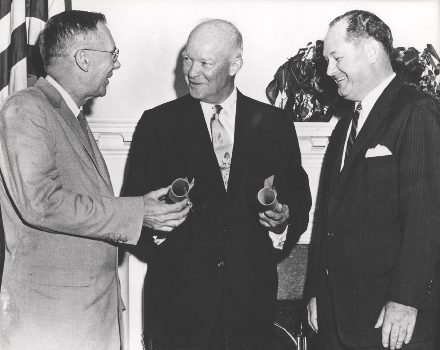 eisenhower and space act.jpg