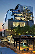 Executive Producer and Director - The Whitney Museum of Art