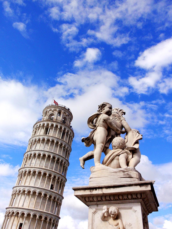The Lean, Pisa
