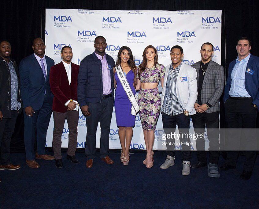 Muscular Dystrophy Association Gala