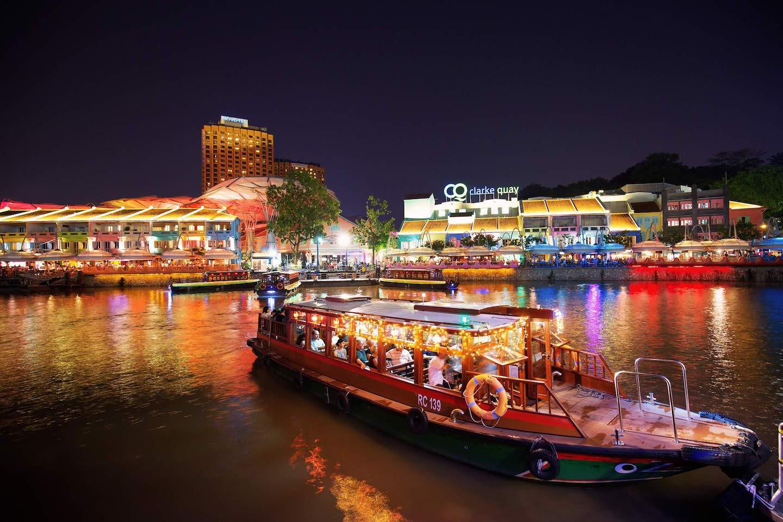 River Boat Cruise Night