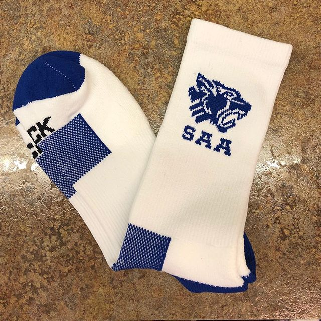 Hey, @sa_academy THEY ARE BACK!!! Stop by and pick up a pair or 10!