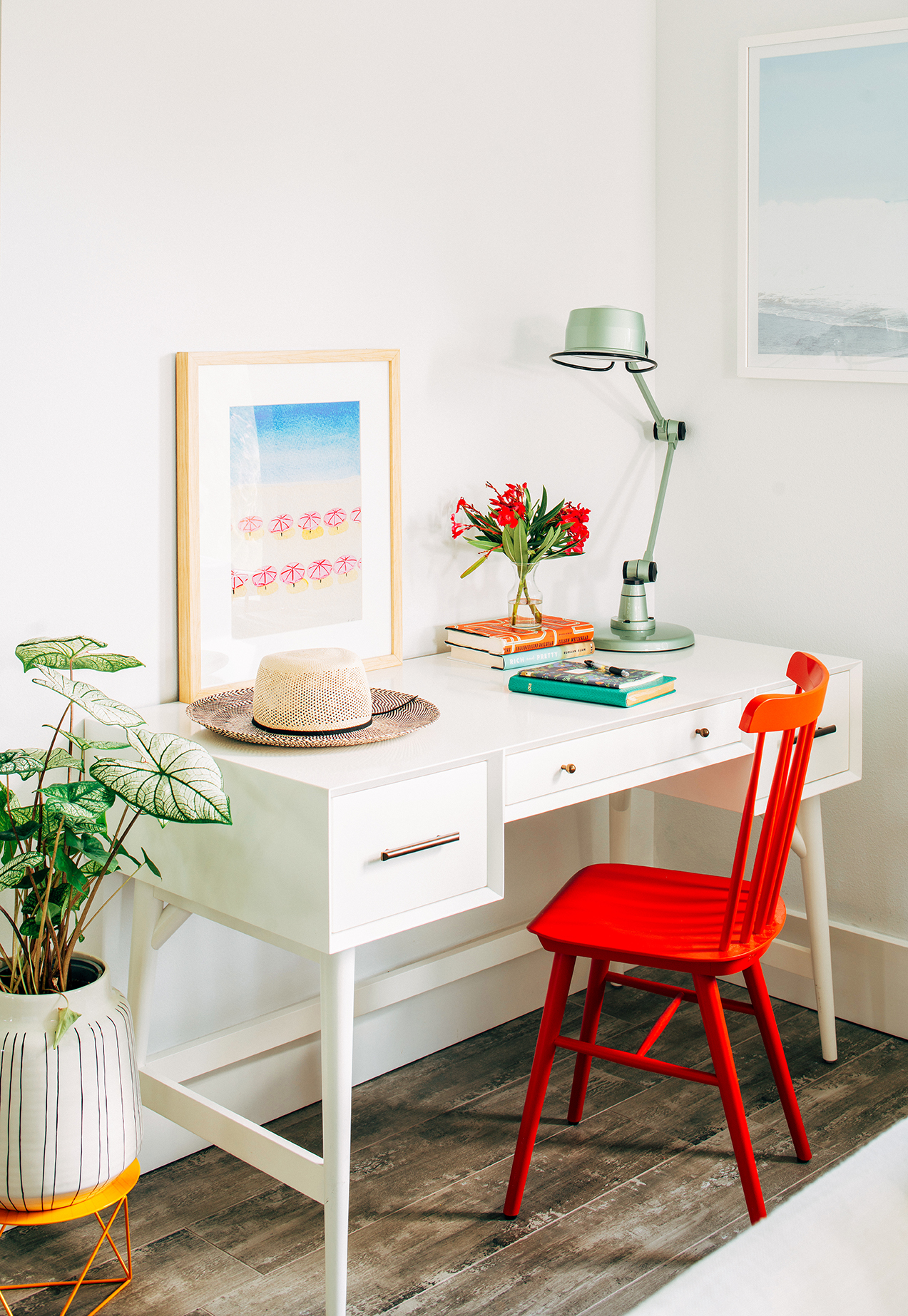 Hannah Crowell Beach House - Living Room - Desk Vignette copy.jpg