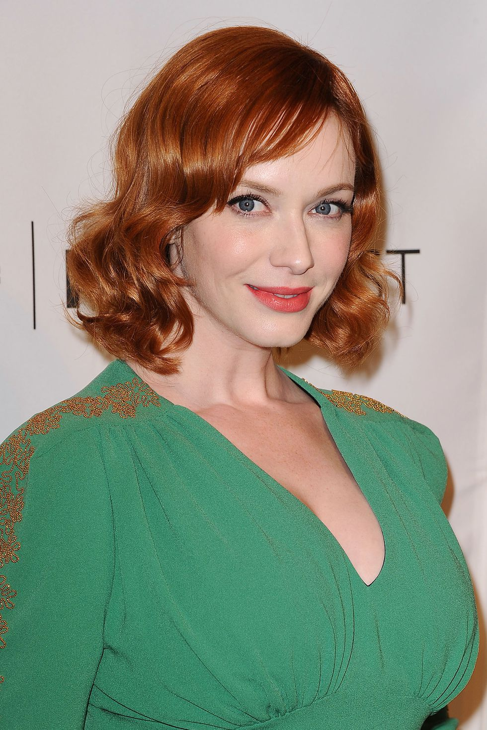 """RED: """"Cuivre"""" Hair   Get ready to see this French word, meaning """"copper,"""" all over the place as this shimmery shade of red grows in popularity. Think Julianne Moore with amped-up intensity and tons of glossiness."""