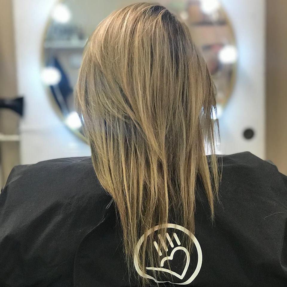 Hand Tied Hair Extensions / NBR Natural Beaded Row Extensions by Sari Catherine Powell  Studio Meraki Salon + Apothecary Columbia, SC  Hair Salon in Columbia, South Carolina  Hair Salon in Irmo, South Carolina  Hair Salon in Lexington, South Carolina