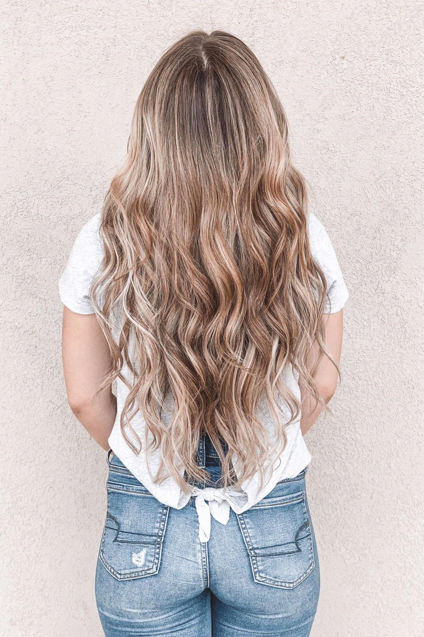 Hand Tied Hair Extensiosn / NBR Natural Beaded Row Extensions by Sari Catherine Powell  Studio Meraki Salon + Apothecary Columbia, SC