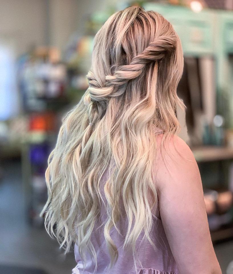Hand Tied Hair Extensions, Columbia South Carolina  Studio Meraki Salon & Apothecary
