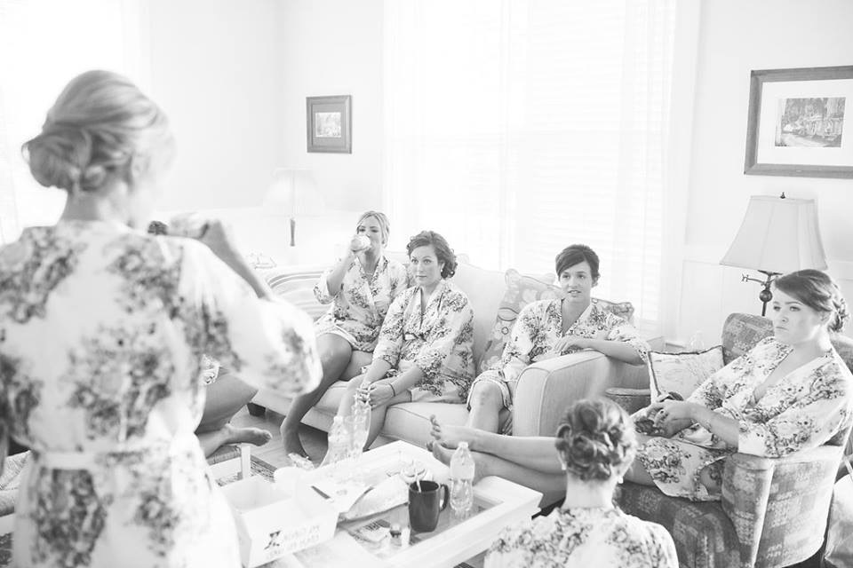 Sari Catherine Powell, Stylist in Columbia South Carolina - Studio Meraki Salon + Apothecary