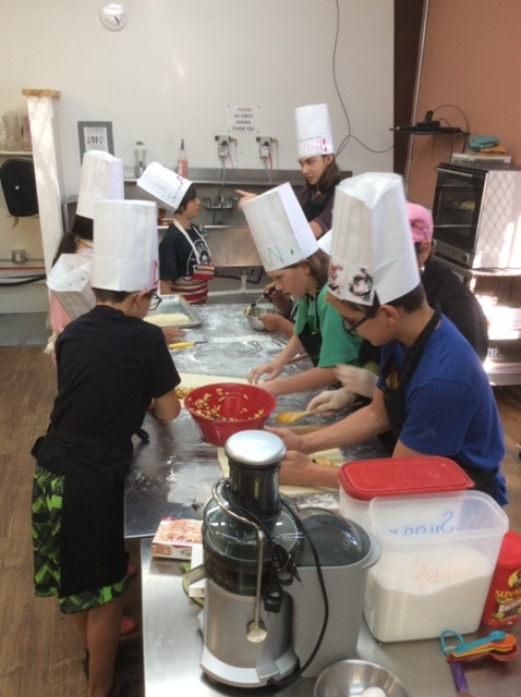 2018 Fall Culinary Arts Class