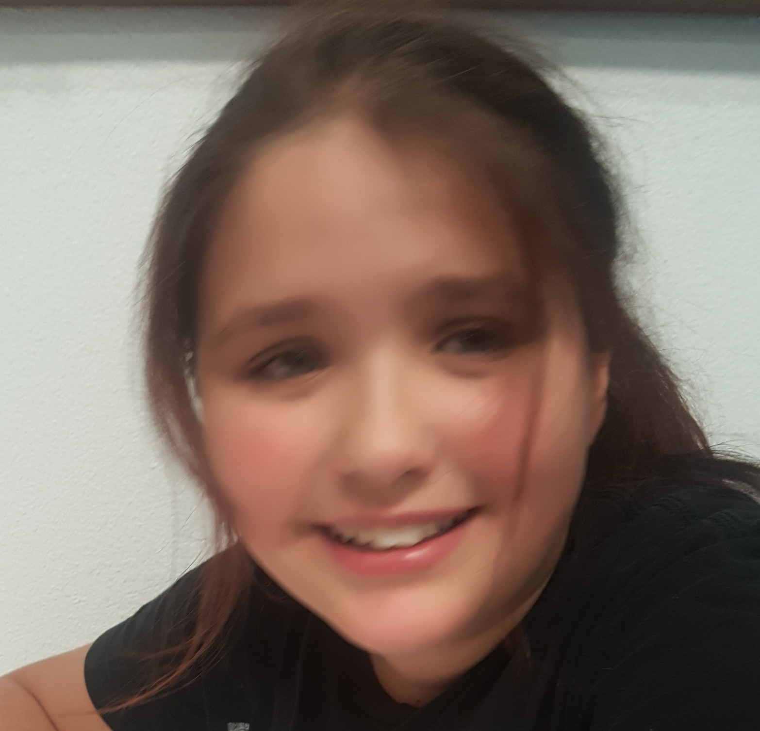 Anya Backhaus   This is Anya Backhaus. She is one of our student mentors and is 11 years old. She enjoys helping teach gymnastics classes and takes many classes. Such as Ballet, Gymnastics, Folklorico and Flamenco. she enjoys helping teach and hopes to become a compassionate teacher.