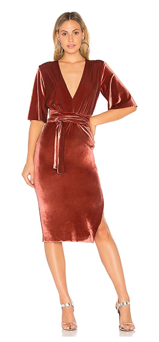 Dress by: Bec&Bridge