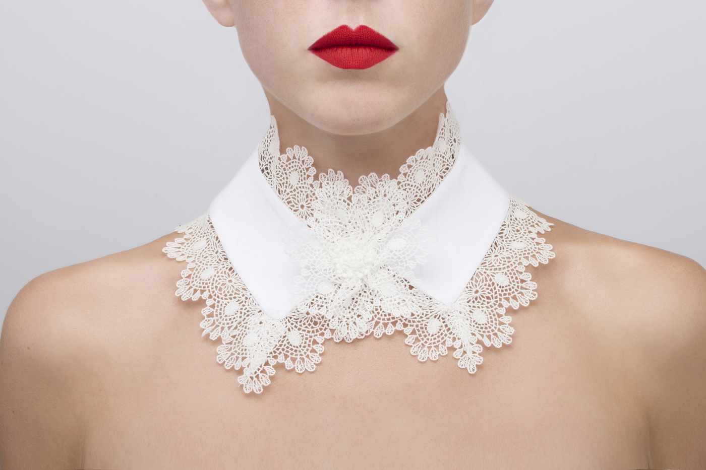 Collars and Cuffs - The Transformative Power of Catherine Osti