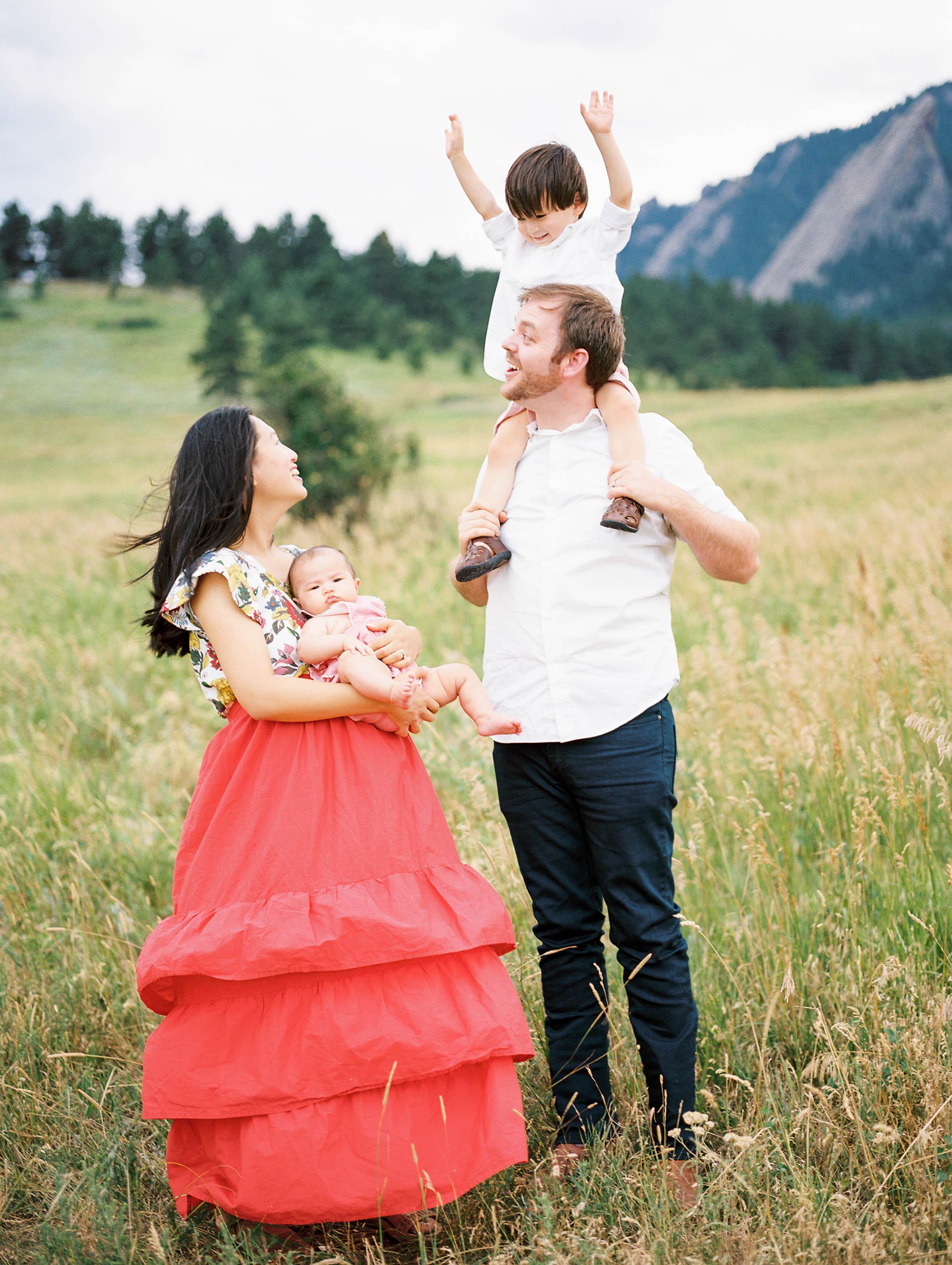 CHOI-TILLEMAN-DICK FAMILY -