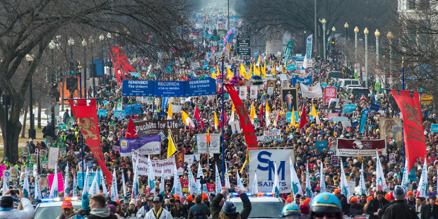 2019 March For Life Washington D.C.
