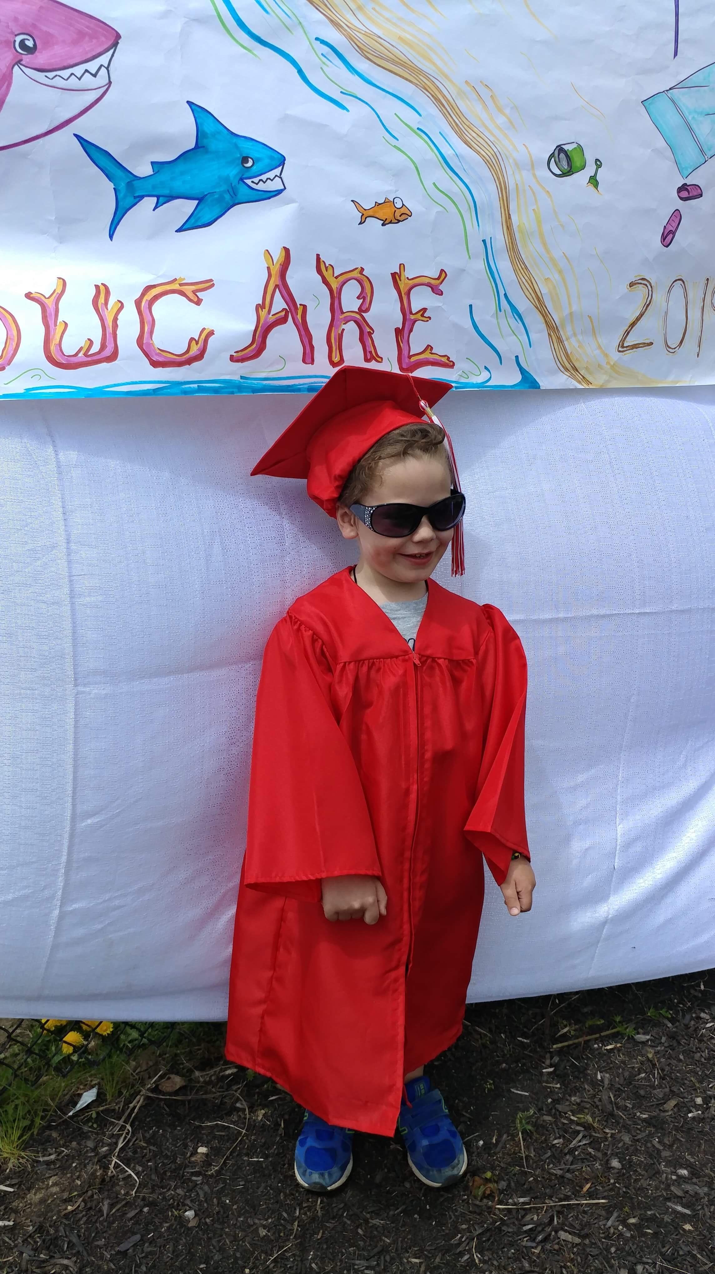 Graduation Noah