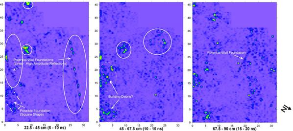 Ground Penetration Radar Image1