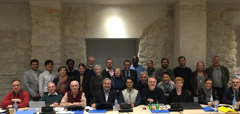 The 2018 World Heritage Evaluation Panel