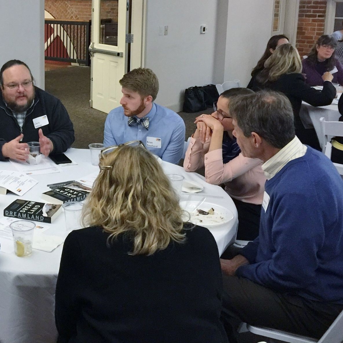 On November 28, over 50 regional physicians, nurse practitioners, pharmacists, social workers, residents and physician assistants gathered to discuss the opioid epidemic, how it has touched their lives, and what actionable steps can be taken in their practice and communities to move toward a solution.